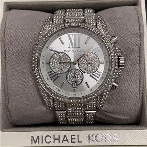 Michael Kors Bradshaw glitz watch